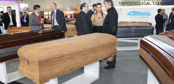 Press and news - Ataúdes Gallego Coffin Production Europe
