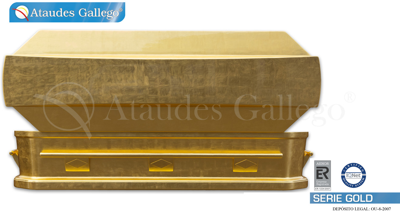 Coffin gold